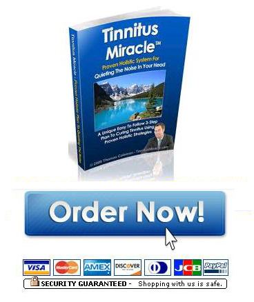 About Tinnitus Miracle: