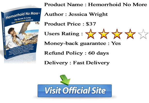 What is Hemorrhoid No More?