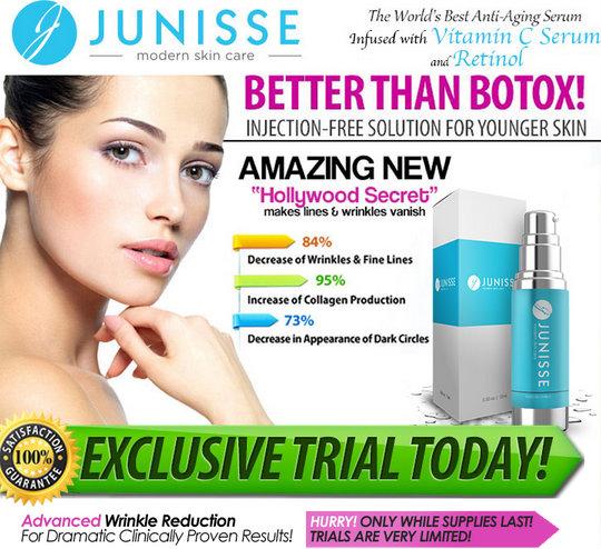 Junisse modern skin care