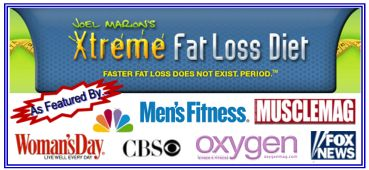 Xtreme Fat Loss Diet Cons