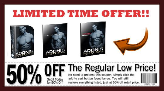 Adonis Golden Ratio Pros