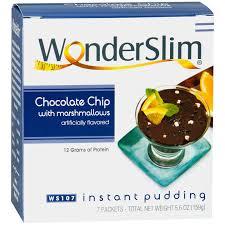 WonderSlim Strawberry Yoghurt Low Carb Smoothies