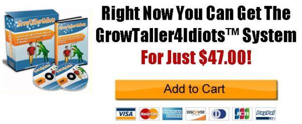 Grow Taller 4 Idiots Pros