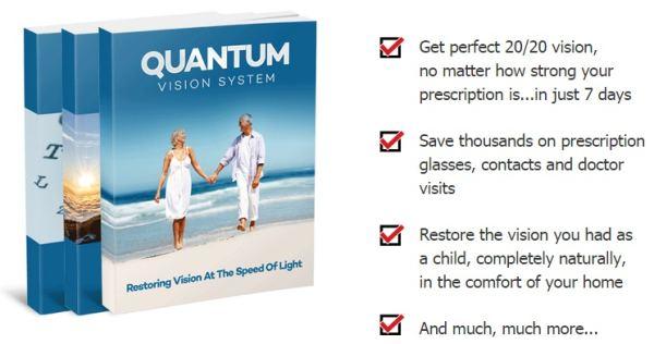 Quantum Vision System Pros: