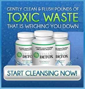 Vimax Detox Ingredients