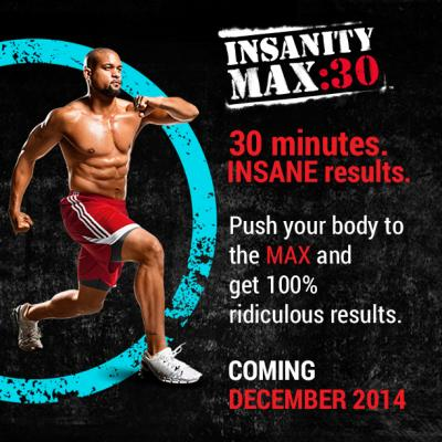 What is Insanity Max 30?