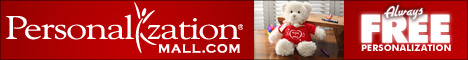 Personalization Mall Coupon Code Free Shipping