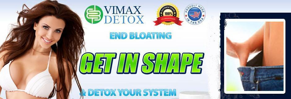 What is Vimax Detox?
