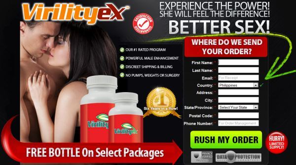 Virility Ex Side Effects