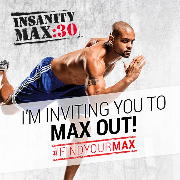 Insanity Max 30 Diet