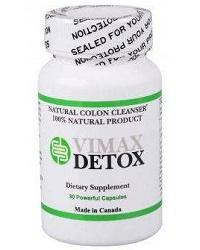 Vimax Detox Review