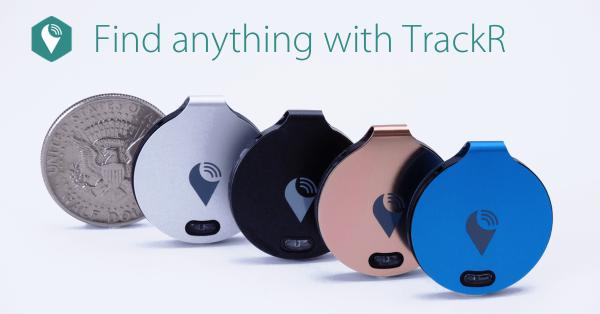 What is TrackR?