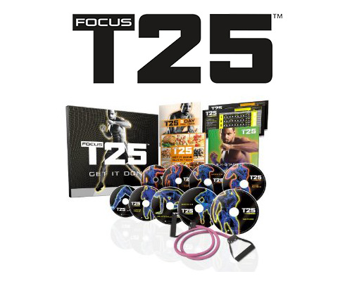 Focus T25 Review - Total Workout Routines at Home