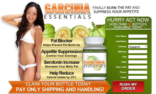 Garcinia Essentials Reviews