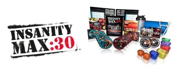 Insanity Max 30 Pros