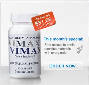 Vimax Testimonials