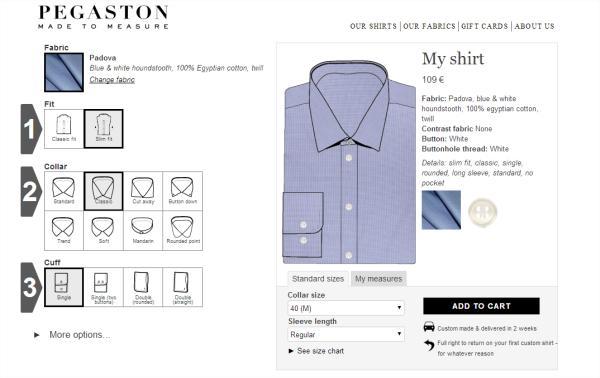 Make shirts online