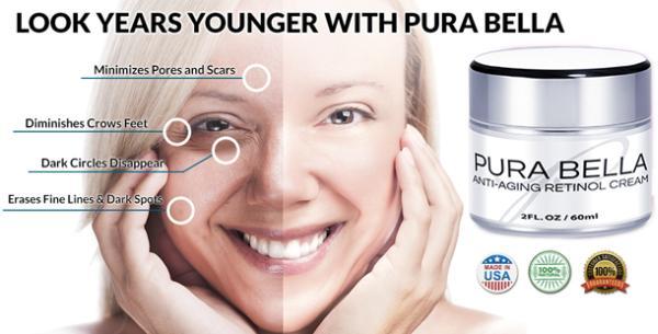Pura Bella Anti-Aging Cream
