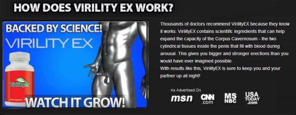 Does Virility Ex Work?