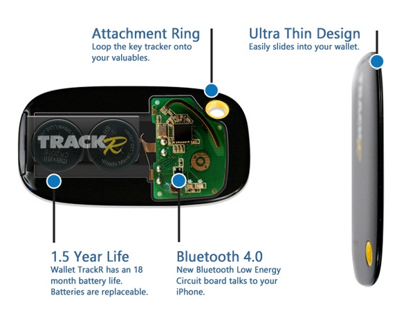 TrackR Device