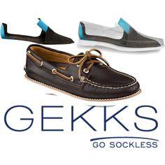 Gekks Sockless Liners Review