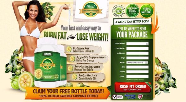 garcinia slim fast reviews