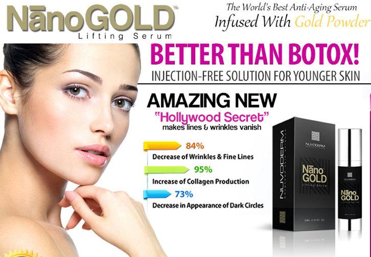Nano Gold Skin Care