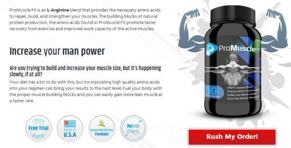 Pro Muscle Fit Reviews