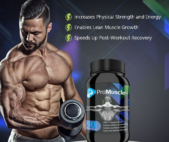 Pro Muscle Fit Ingredients