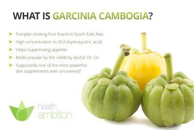 Garcinia Cambogia HCA 60