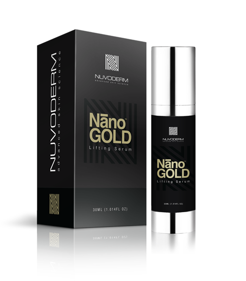 Nano Gold Ingredients