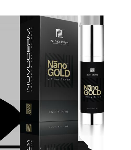 Nano Gold Ingredients