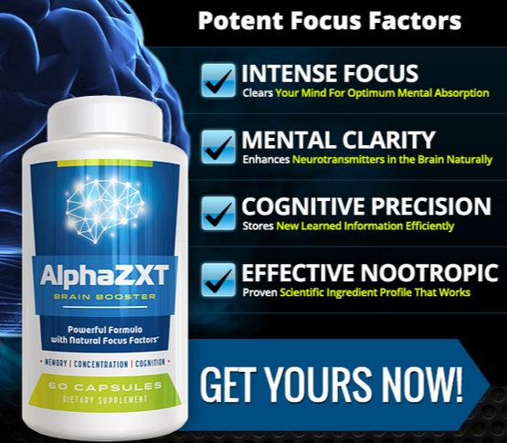 Alpha ZXT Brain Booster