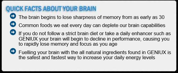geniux brain supplement