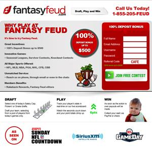 Fantasy Feud Review