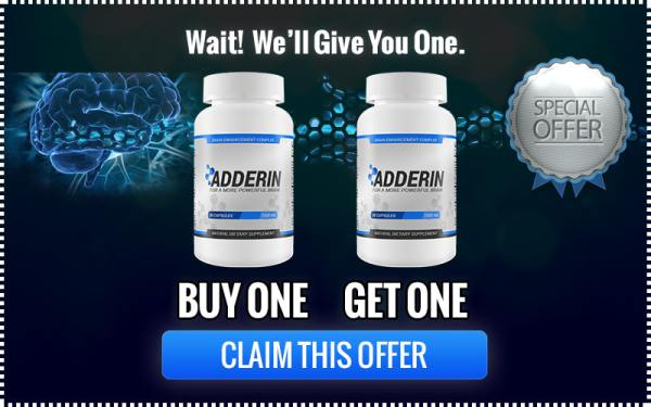 What is adderin?
