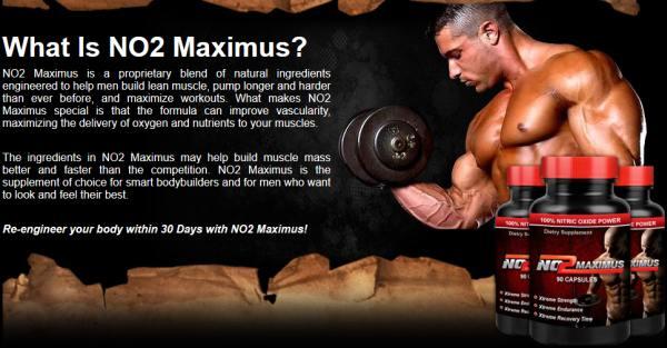 Does no2 maximum work?