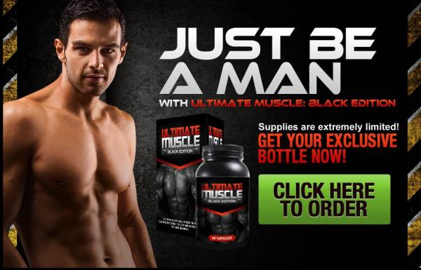 Ultimate muscle black