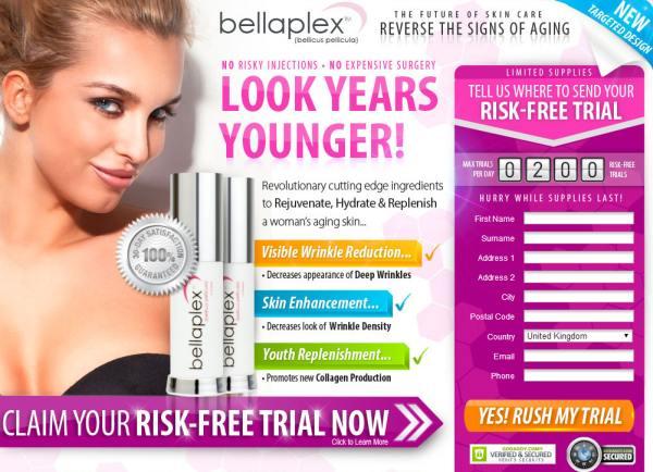 Bellaplex anti-aging cream