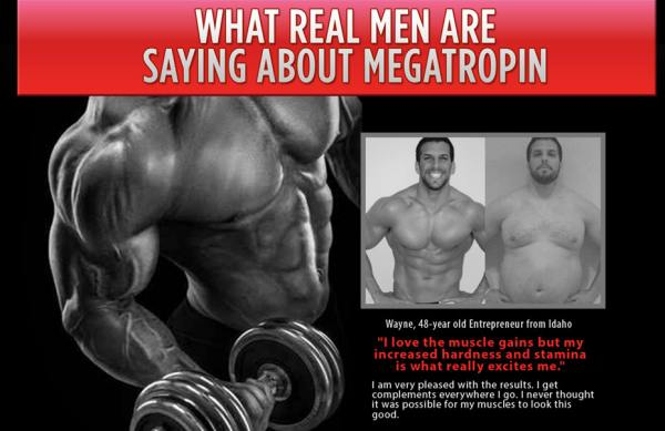 What is megatropin?