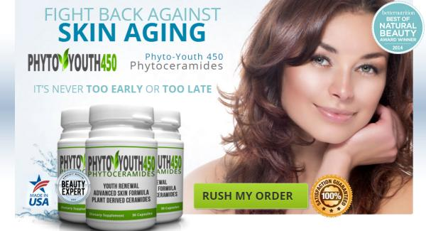 Phyto Youth 450 Ingredients