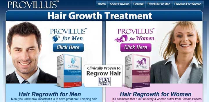 Provillus review