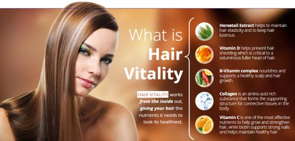 HAIR VITALITY SIDE EFFECTS