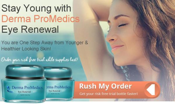 Derma Promedics Eye Renewal Review