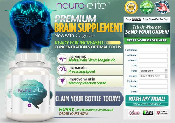 NEURO ELITE SUPPLEMENT