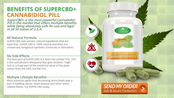 Cannabidiol Pills
