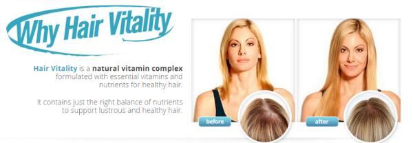 HAIR VITALITY VITAMINS