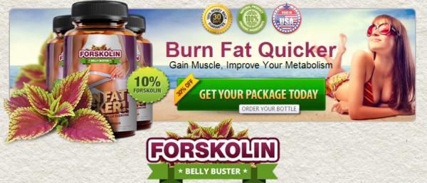 FORSKOLIN BELLY BUSTER SIDE EFFECTS