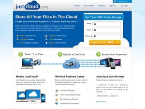Just cloud service review