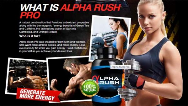 Alpha rush pro side effects